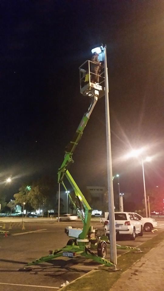 installing RCD in western australia